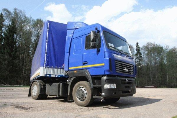 Фото №3:Седельный тягач МАЗ 544019
