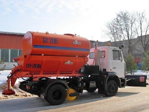 Фото №1:Комбинированная машина КО 713Н-40